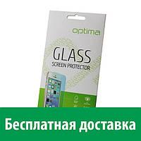Защитное стекло Optima для Iphone 4/4s (Айфон 4, 4с, 4 с)