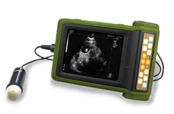Рис. 2. Сканер для проведення УЗД MSU2S із секторним механічним датчиком