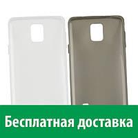 Чехол-бампер для Samsung Galaxy Note4 (ультратонкий) (Самсунг нот 4, галакси ноут 4, галакси ноте 4, н910, н 910)