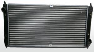Радиатор охлаждения Chery Amulet (AC+) KEMP
