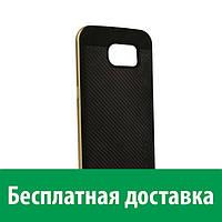 Защитный чехол для Samsung Galaxy S6 (ТПУ + пластик) (Самсунг с6, с 6, галакси с6)