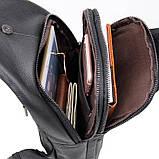 Кожаный рюкзак-сумка 4004A, фото 9
