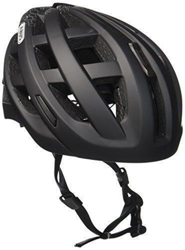 Велошлем ABUS IN-VIZZ ASCENT Velvet Black (M)