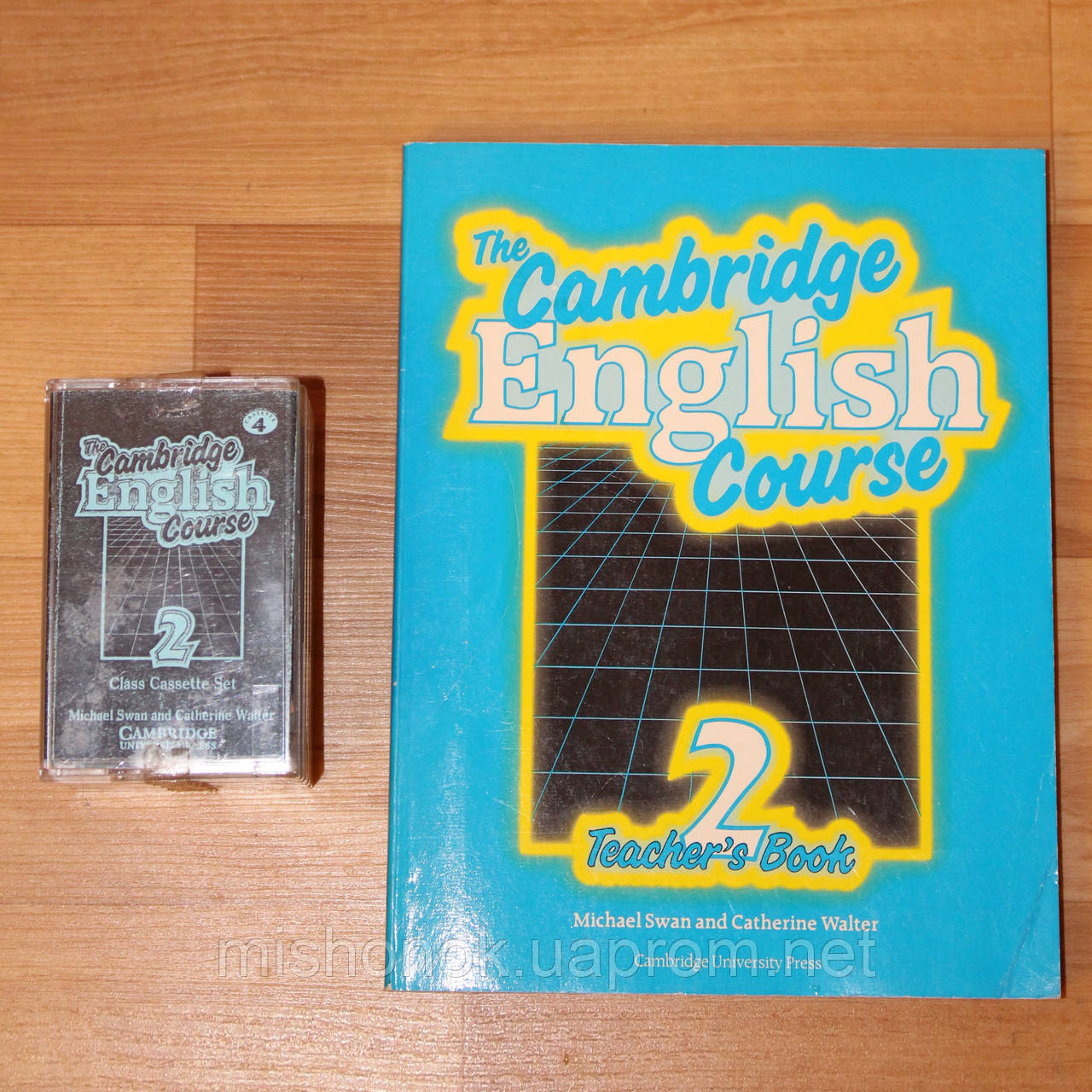 Новый учебник английского языка Кембридж + 5 аудио-кассет Cambridge English Course