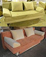 Реставрация и перетяжка диванов