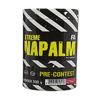 Fitness Authority Nutrition - Xtreme Napalm Pre Cont., 500g, Вишня-Яблоко
