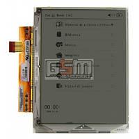 """Дисплей для электронної книг PocketBook 301; Sony PRS-500, 6"""", (800x600), #ED060SC4(LF)/ED060SCL(LF)"""