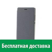 Чехол-книжка Nillkin Sparkle для Huawei P8 Lite (Хуавей п8 лайт, аскенд п 8 лайт, асценд п8 лайт)