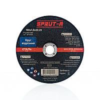 Диск по металлу для болгарки 180 х 1.6 х 22 Sprut-A