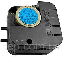 Датчик тиску повітря Dungs LGW 3 A1 (Пресостат LGW3 A1)