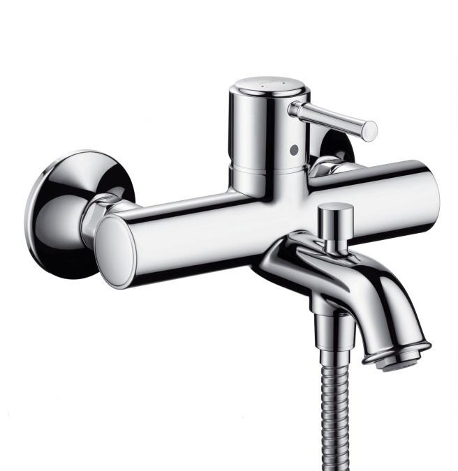 Смеситель для ванны Hansgrohe Talis Classic 14140000 хром