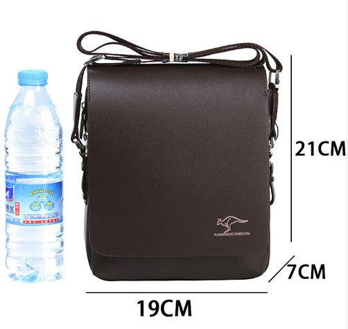 e1d1ee942210 Мужская сумка барсетка Kangaroo Kingdom 2 цвета коричневый, цена 450 грн.,  купить в Львове — Prom.ua (ID#524702365)