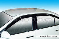 Auto Clover Дефлекторы окон на KIA MAGENTIS II '05-11 (накладные)