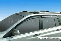 Auto Clover Дефлекторы окон на SSANGYONG KYRON '05- (накладные)