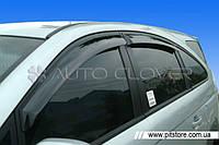 Auto Clover Дефлекторы окон на SSANGYONG RODIUS I '04-13 (накладные)