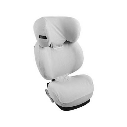 Чехол на автокресло IZI UP X3, белый, фото 2