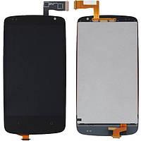 Дисплей HTC Desire 500, з сенсором Original
