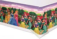 Скатерть на стол Принцессы Дисней