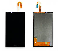 Дисплей HTC Desire 610, з сенсором