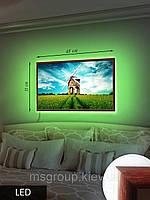 Картина с подсветкой на светодиодах, Древняя мельница