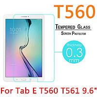 Защитное стекло Samsung Galaxy Tab E 9.6 T560/T561