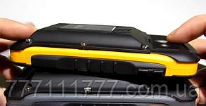 """Смартфон Jeep F605 yellow. IP68 (2SIM) 4,5"""" 0,5/4GB 0,3/5Мп 3G оригинал Гарантия!"""