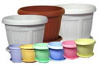 Цветочный контейнер (горшок) 65 л.