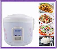 Электрическая рисоварка-пароварка Geepas GS25 Electric Cooker