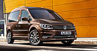 Авточелы Volkswagen Caddy 7 мест
