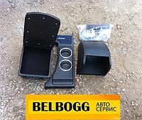 Подлокотник черный в сборе BYD S6, Бид С6, Бід С6