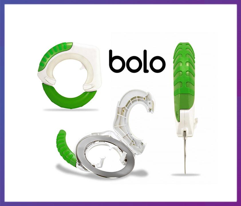 Роликовый кухонный нож Bolo/Боло