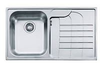 Мойка кухонная из нержавеющей стали Franke Zodiaco ZOX 614