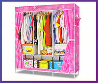 Компактные шкафы для одежды Storage Wardrobe YQF130-14A, фото 1