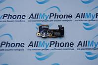Шлейф для мобильного телефона Asus ZenFone 5 (A500CG), коннектора зарядки, микрофона