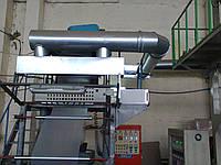 Вентиляция цеха окраски, промышленная вентиляция, производственная вентиляция в Днепре