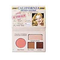 Палетка theBalm Autobalm Face Palette, California
