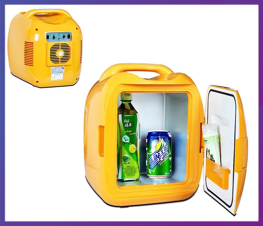 Мини-холодильник Cong Bao CB-D008 7.8L - Интернет магазин Zakupasik в Одессе