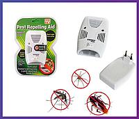 Отпугиватель грызунов, насекомых RIDDEX Quad Pest Repelling Aid
