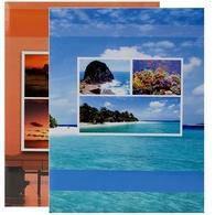 Самоклеющийся фотоальбом drs-20 lagoon 225x280 см на 40 страниц