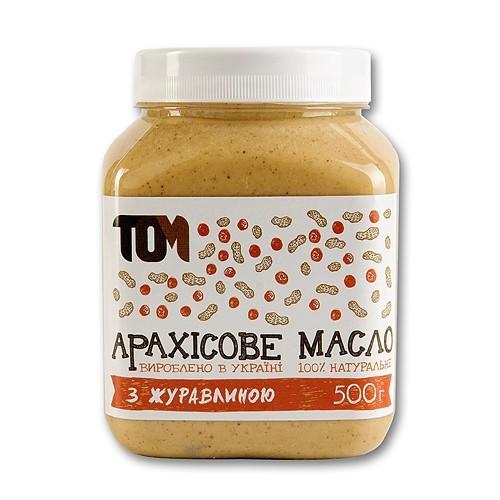 Арахісове масло з добавками - 500 г