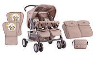 Детская коляска TWIN +MAMA BAG