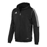 Толстовка Adidas T12 HD M (Черная, S (3))