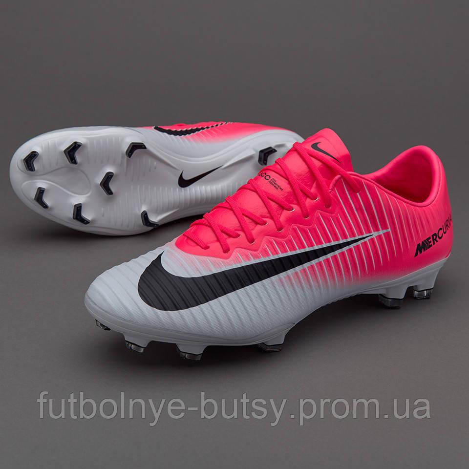 Футбольные бутсы Nike Mercurial Vapor XI FG, цена 3 800 грн., купить ... 7d7a3055d88