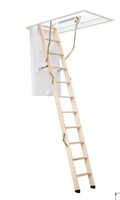 """Чердачная лестница Velux Velta """"Престиж"""""""