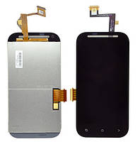 Дисплей HTC Desire SV (T326e) з сенсором (Чорний) Original
