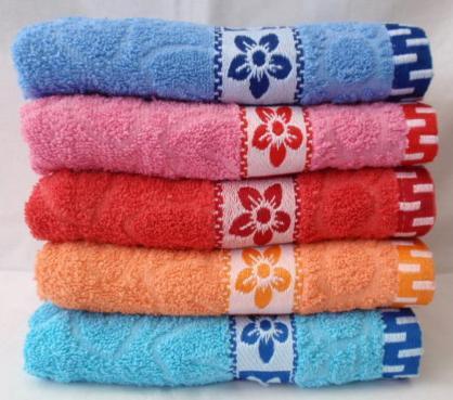 БАННОЕ махровое полотенце. Недорого. Махровые полотенца оптом 95-1