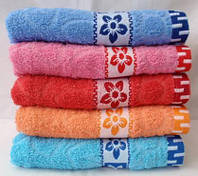 БАННОЕ махровое полотенце. Недорого. Махровые полотенца оптом 95-1, фото 1