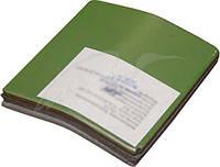 Бронепластина RSS Стальная 150х150 мм Класс защиты-4 (7,62х39,5,45х39 со стальным термоу ц:зеленый, фото 1