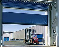 Скоростные ворота Alutech Albany Door Systems RapidRoll 355 2,8м*2м