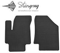 """Коврики Резиновые """"Stingray"""" на Hyundai Accent (2006-2010) хюндай акцент"""